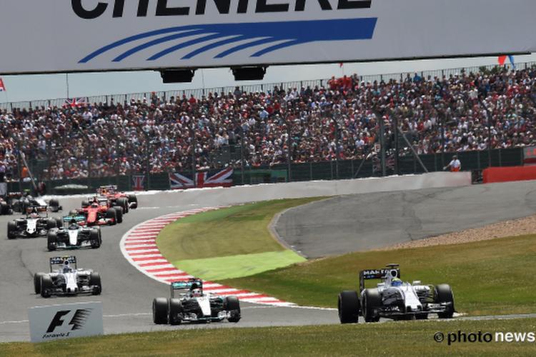 """Twee races op Silverstone dit jaar of helemaal geen? '""""Britse quarantaineplannen maken GP onmogelijk"""""""