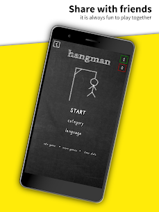 Hangman 🇺🇸 US word riddles for free 10