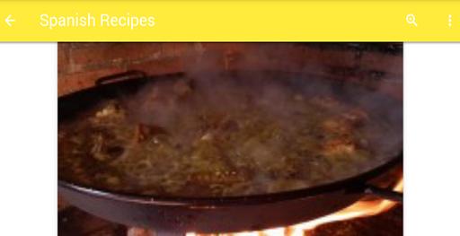 玩免費遊戲APP 下載Spanish Recipes app不用錢 硬是要APP