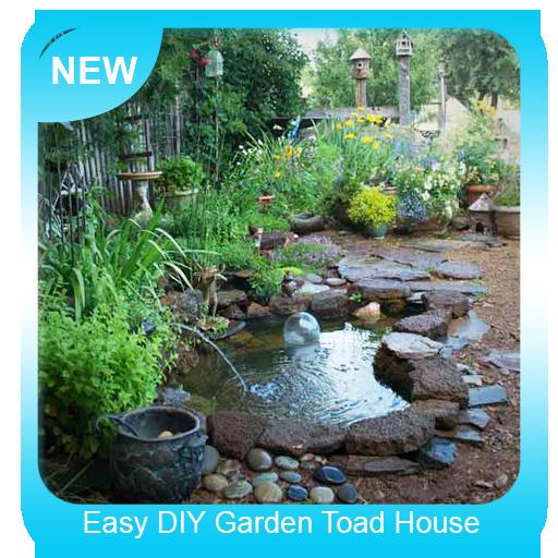 Easy diy garden toad house apps on google play publicscrutiny Gallery