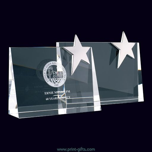 Optical Crystal Landscape Star Award