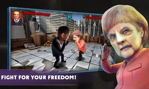 無料动作Appのタフ政治殴り合い|記事Game