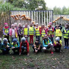 2019-10-09 Akce školní družiny - Výstava dýní v trojské Botanické zahradě