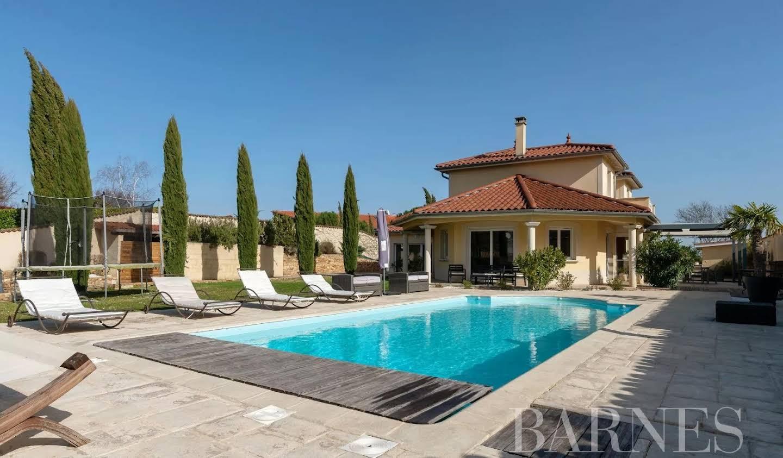 Maison avec piscine Montagny