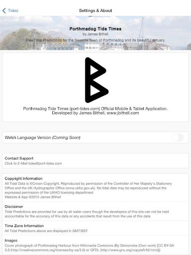 Porthmadog Tide Times|玩旅遊App免費|玩APPs