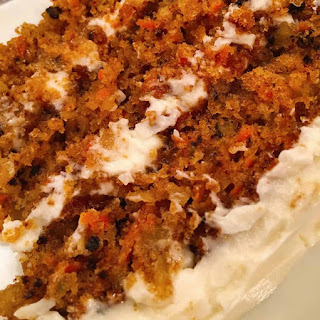 World's Best Carrot Cake.