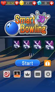 SMART BOWLING 3D Screenshot 1