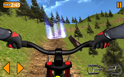 Code Triche vtt descente: bmx coureur APK MOD screenshots 3