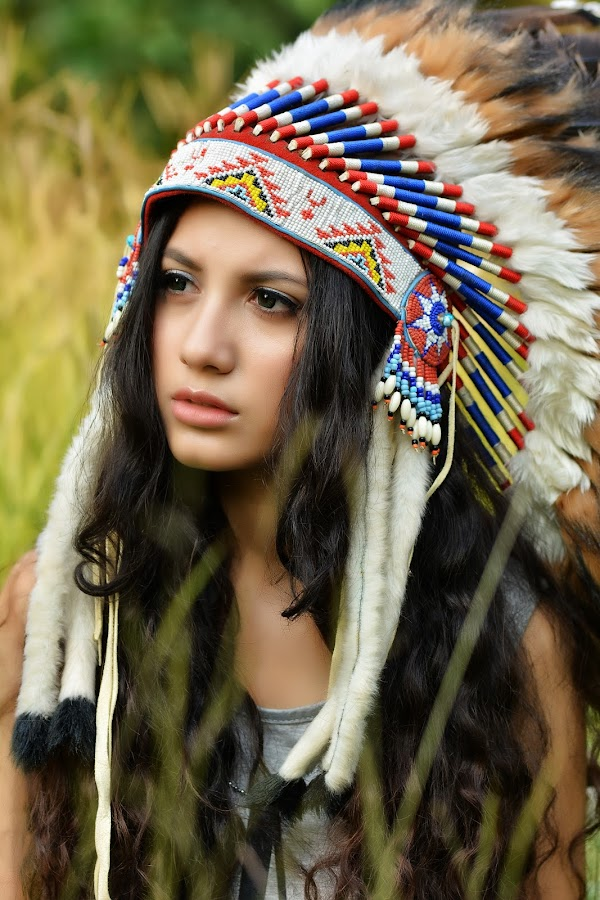 by Watercat Tukangpotret - People Portraits of Women ( best female portraiture )