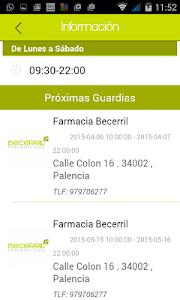 Farmacia Becerril screenshot 3