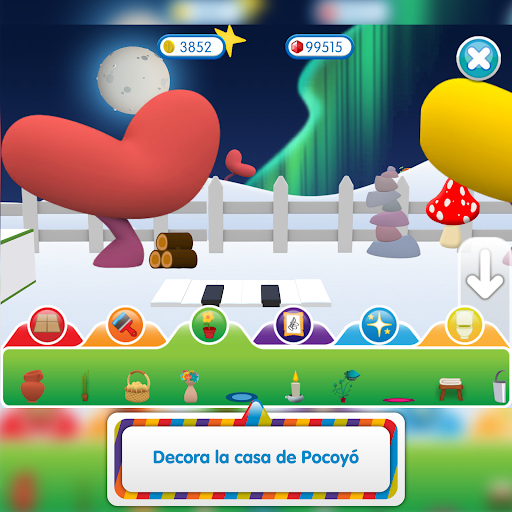 Talking Pocoyo 2 | Kids entertainment game!  screenshots 17