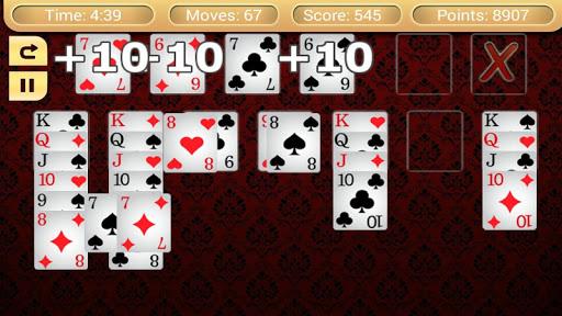 纸牌接龙 扑克牌接龙 空当接龙 蜘蛛纸牌 免费经典纸牌游戏