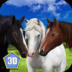Family Horse Simulator Icon