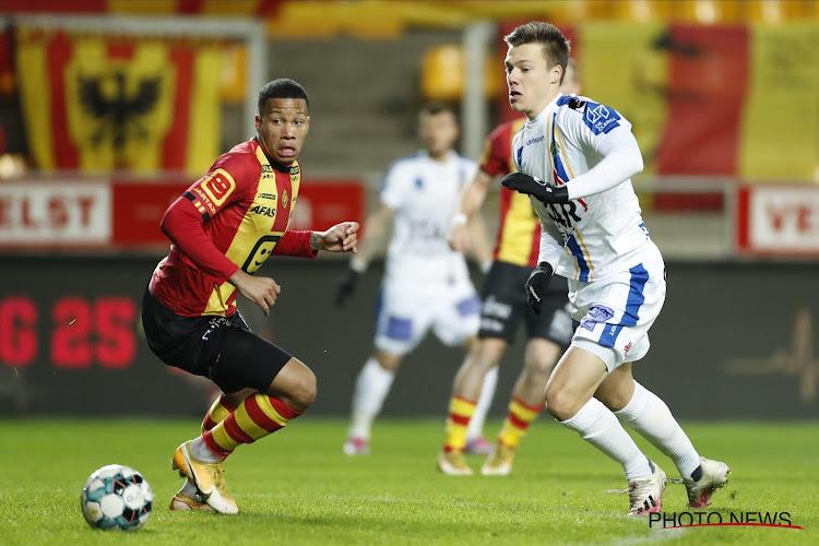 Vrancken Heymans KV Mechelen - Waasland-Beveren