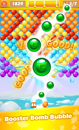 Bubble shooter primitive 1.13 androidappsheaven.com 2
