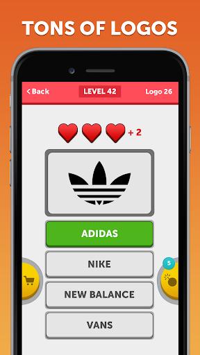 Logomania: Guess the logo - Quiz games 2020 apkmr screenshots 1