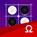 リバーシOMEGA –最強AI搭載!二人対戦もできる無料の人気定番テーブルゲームアプリ icon
