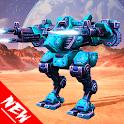 War Robots 2020: Fighting Robots Strike icon
