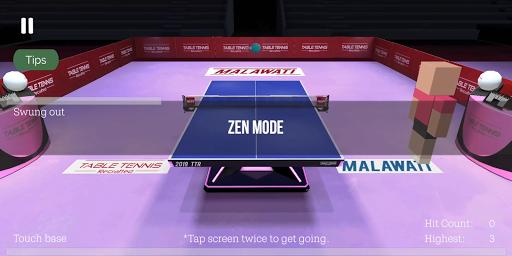 Table Tennis ReCrafted! apktram screenshots 18