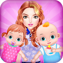 Babysitter Daily Care Nursery-Twins Grooming Life icon