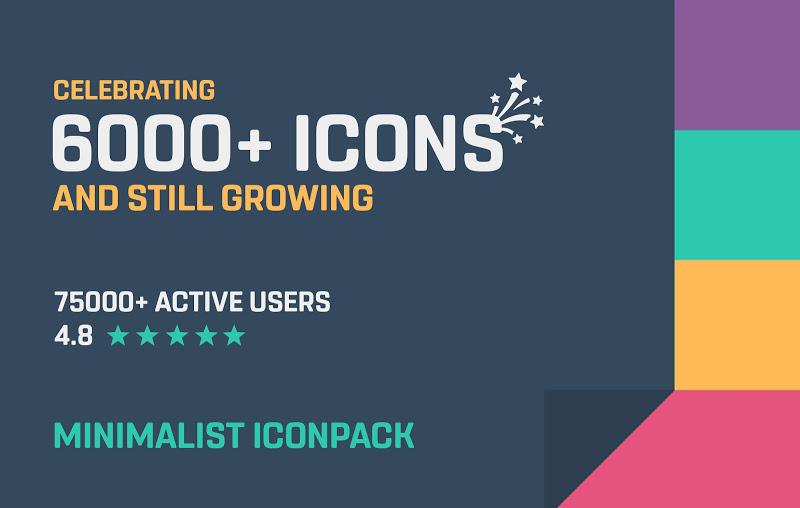 Minimalist - Icon Pack Screenshot 0