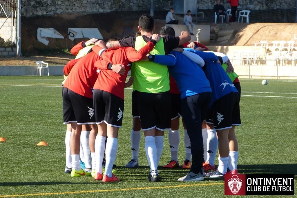Ontinyent CF Villarreal CF C Camps de la Puríssima