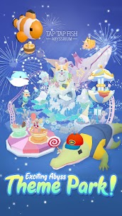 Tap Tap Fish AbyssRium – Healing Aquarium (+VR) Mod Apk Download For Android and Iphone 1