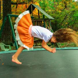 Gymnastic Training by Bob Zendejas - Sports & Fitness Fitness