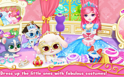 Princess Palace: Royal Puppy  screenshots 8