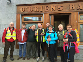 Photo: On the Beara-Breifne Way on the weekend of February 14th and 15th, 2015.  7 of 15