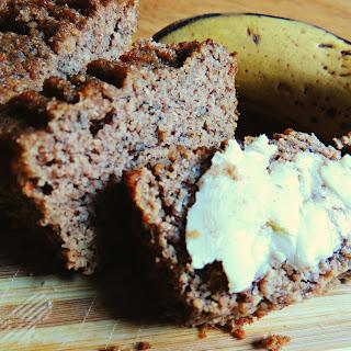 Grain-Free Organic Coconut Flour Banana Bread Recipe