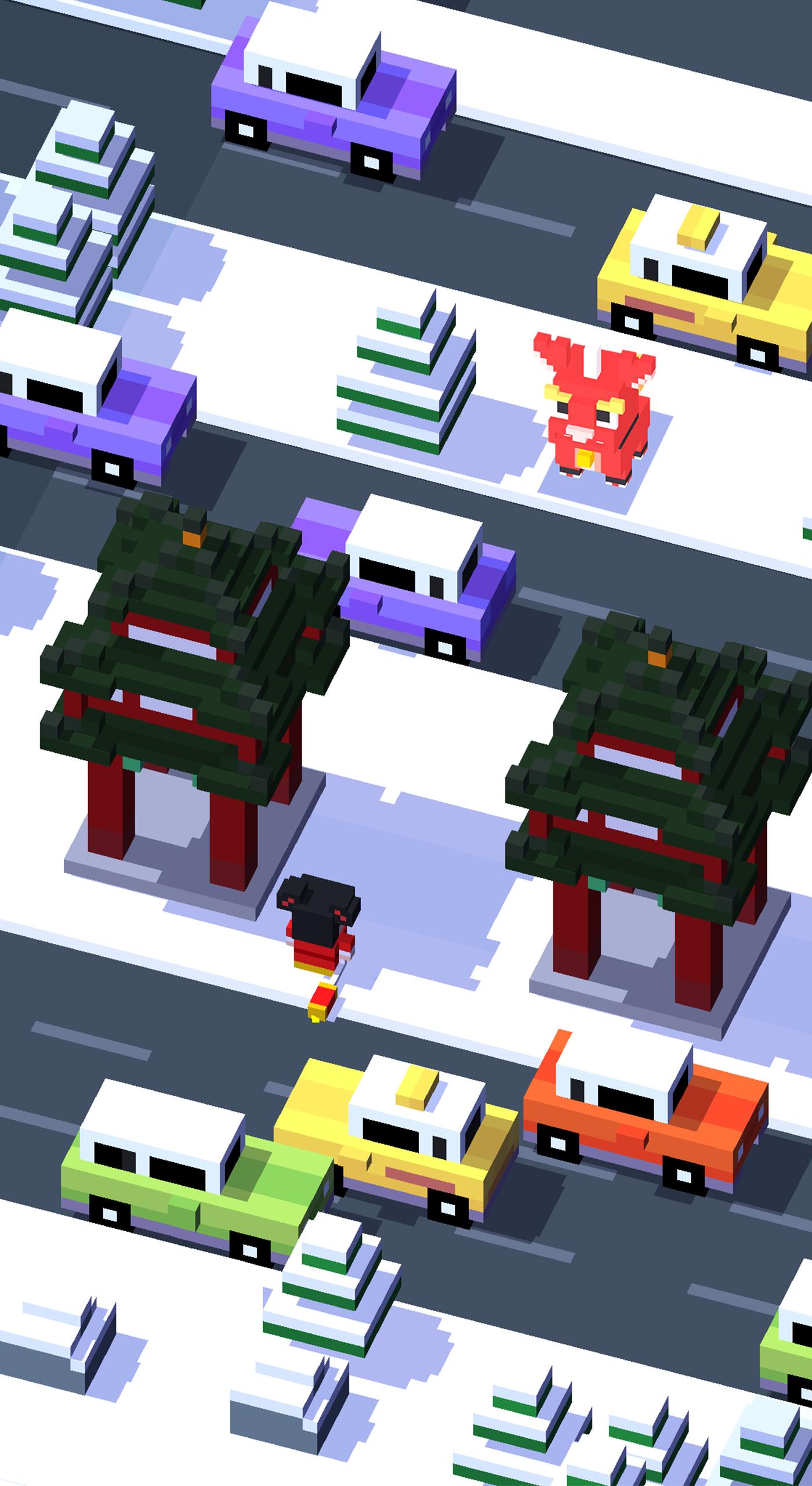 Crossy Road screenshot #5