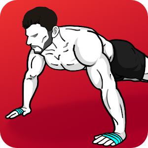 Home Workout with No Equipment icon