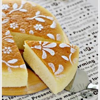 Soufflé Japanese Cheesecake 日式舒芙蕾芝士蛋糕.