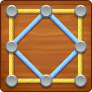 Line Puzzle: String Art MOD APK aka APK MOD 1.3.14 (Unlimited Hints)