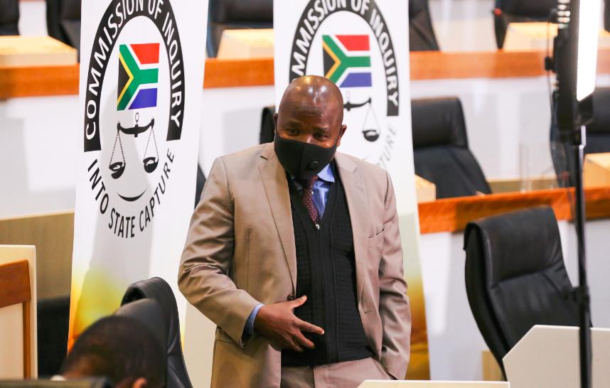 Des van Rooyen slams 'white monopoly capital' at Zondo inquiry - TimesLIVE