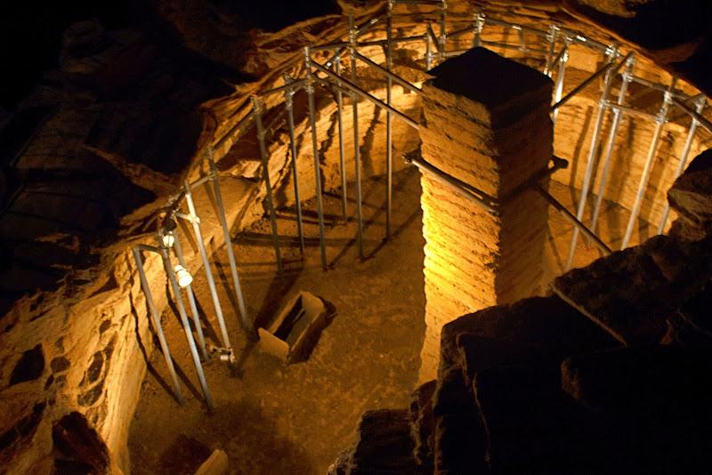 Tumulo etrusco di Montefortini a Comeana di girolamo_viscusi