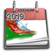 Azerbaijan Calendar 2019