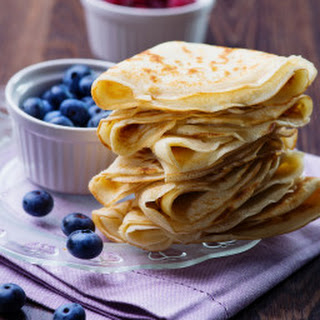 Baked Dessert Crepes Recipes