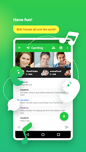 Camfrog – Group Video Chat ‏ 4