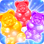 Gummy Bears Jelly Icon