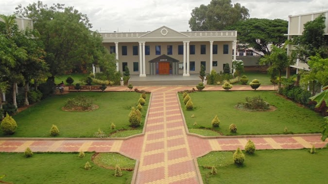 College Campus View