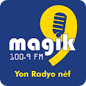Radio Magik9 Haiti icon