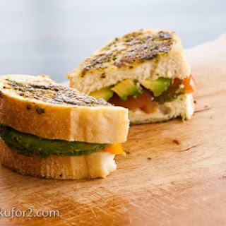 Pesto Tomato Sandwich Recipes