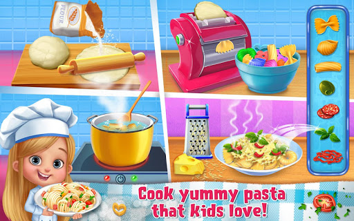 Chef Kids - Cook Yummy Food  screenshots 2