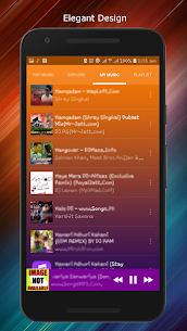 Music Player – Free Mp3 & Audio Player App Download For Android 4