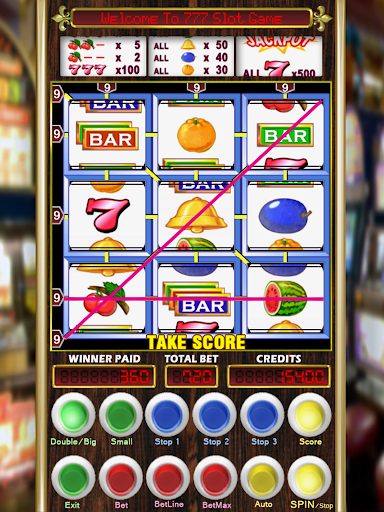 777 Fruit Slot Machine Cherry Master  screenshots 9
