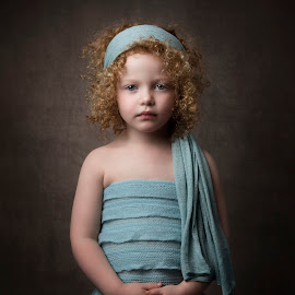 Annabelle by Jude Stewart - Babies & Children Child Portraits ( child, fineart, professional, portrait )