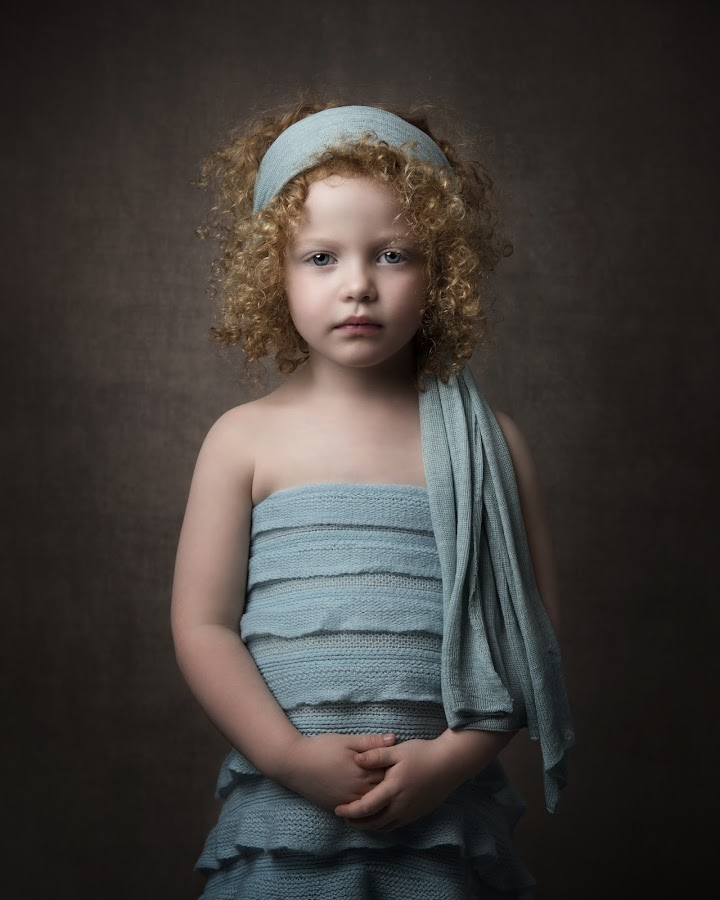 Annabelle by Jude Stewart - Babies & Children Child Portraits ( child, fineart, professional, portrait )