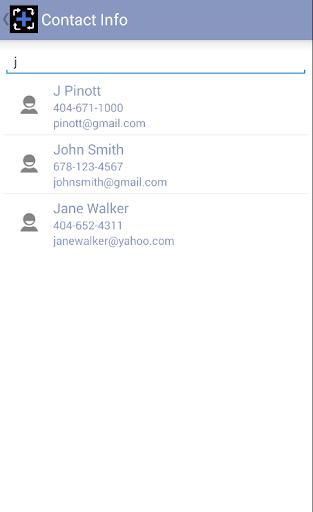 +Emails screenshot 2